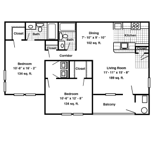 ABBEY - POTOMAC II